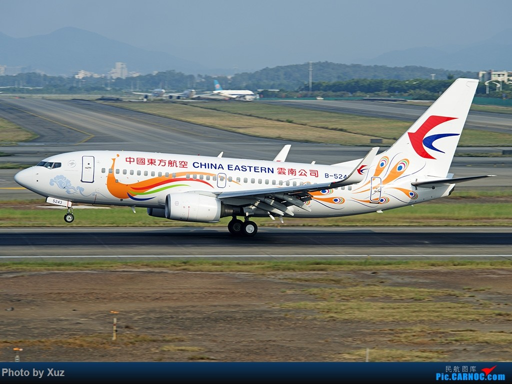 Re:[原创]老友来了有好机 BOEING 737-700 B-5243 中国广州白云国际机场