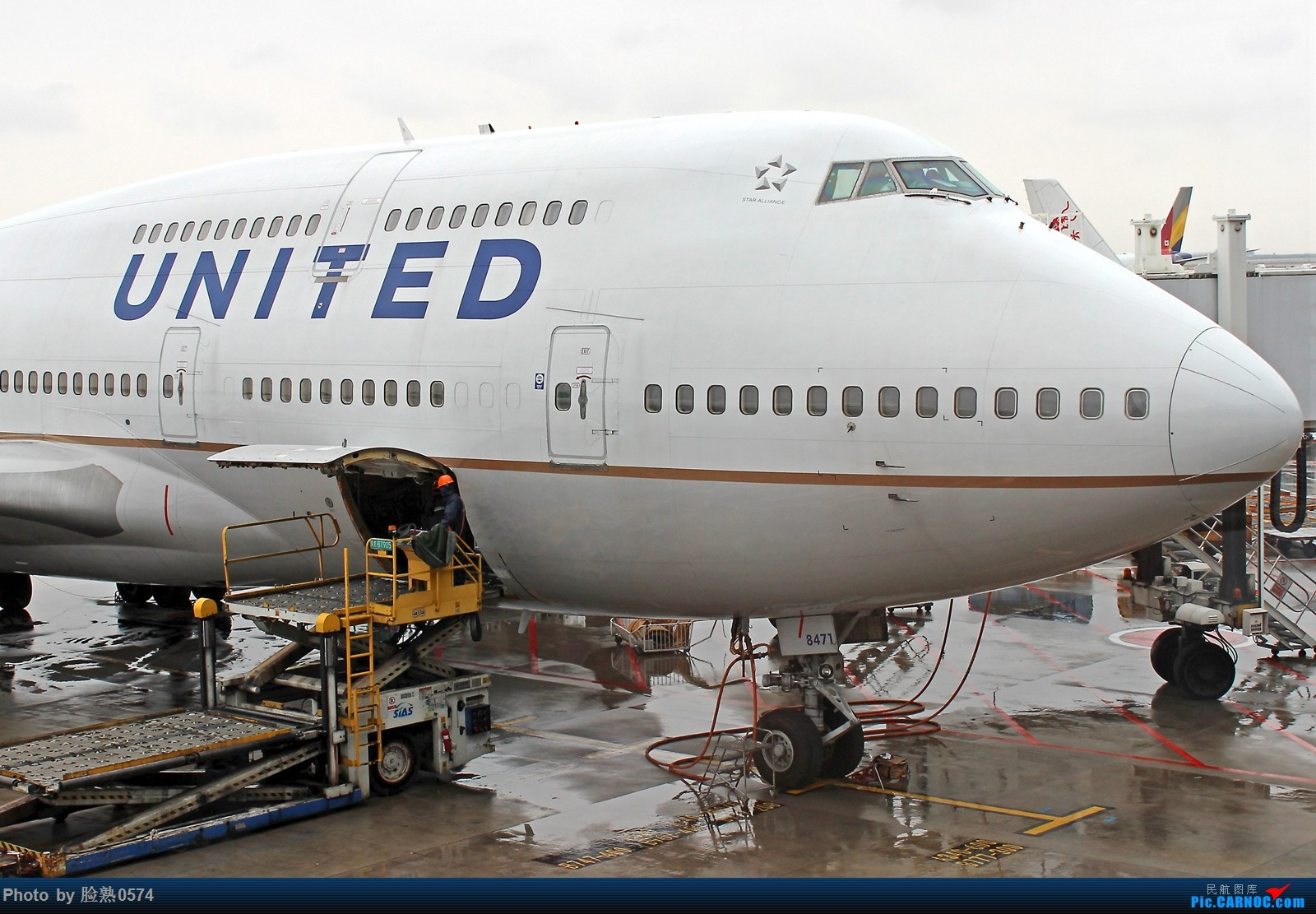 Re:[原创]A380/A346/B747/B777一网打尽 BOEING 747-400