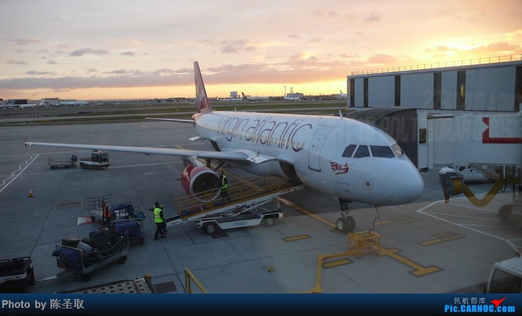 Re:[原创]【Clark游记第18集】抢救性体验Virgin Little Red;圣诞假逃离漫漫长夜~回家好好享受阳光~ AIRBUS A320-214 EI-DEI 英国伦敦希思罗机场机场