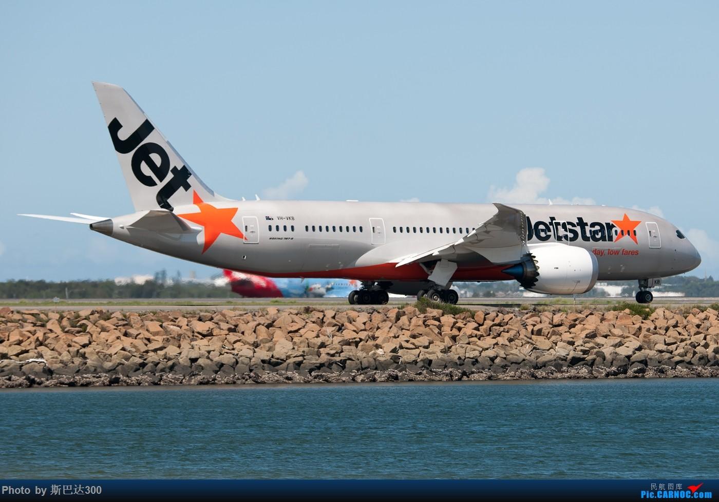 Re:[原创]发点儿存货 BOEING 787 VH-VKB 澳大利亚悉尼金斯福德·史密斯机场