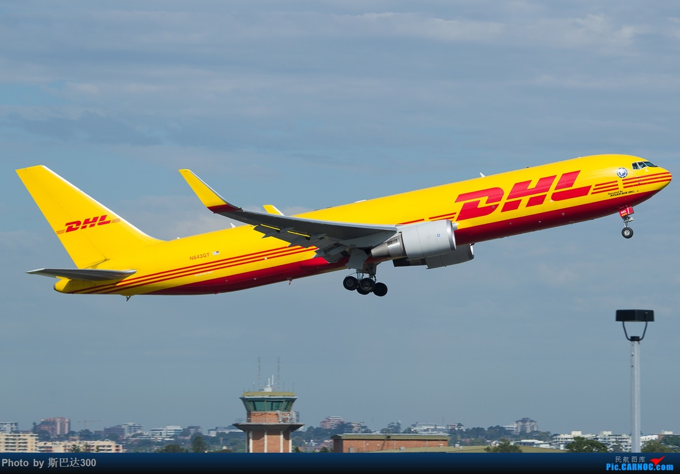 Re:[原创]发点儿存货 BOEING 767-300 N643GT 澳大利亚悉尼金斯福德·史密斯机场