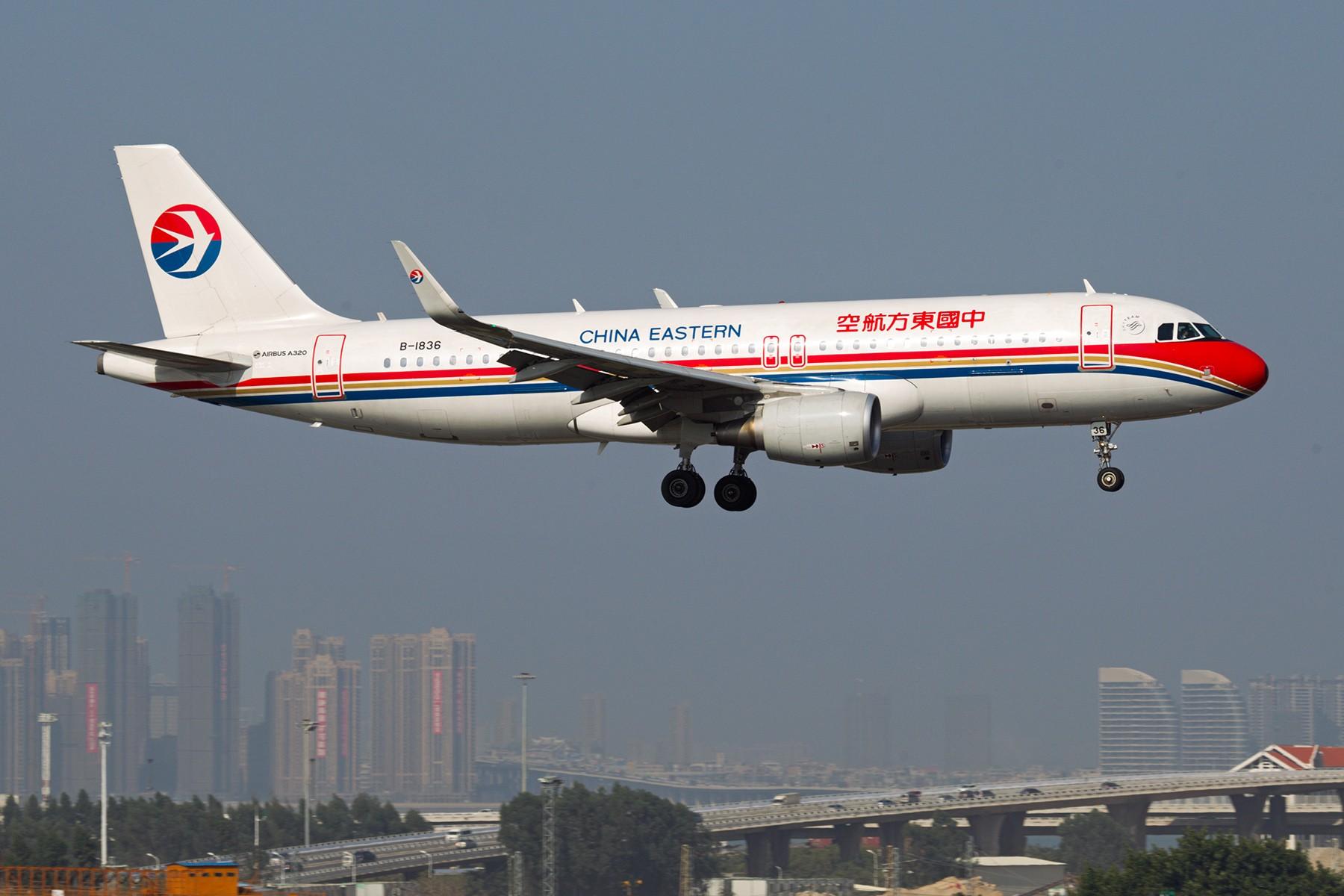 Re:[原创]【BLDDQ】******有阳光、带地景,雾霾奈我何?****** AIRBUS A320-200 B-1836 中国厦门高崎国际机场