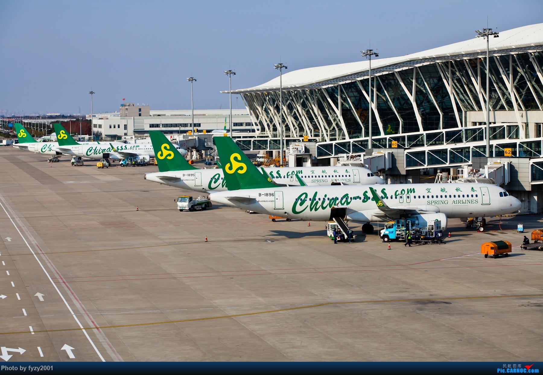 Re:[原创][无锡西站]春哥也是PVG的地主啊~~~~~    中国上海浦东国际机场