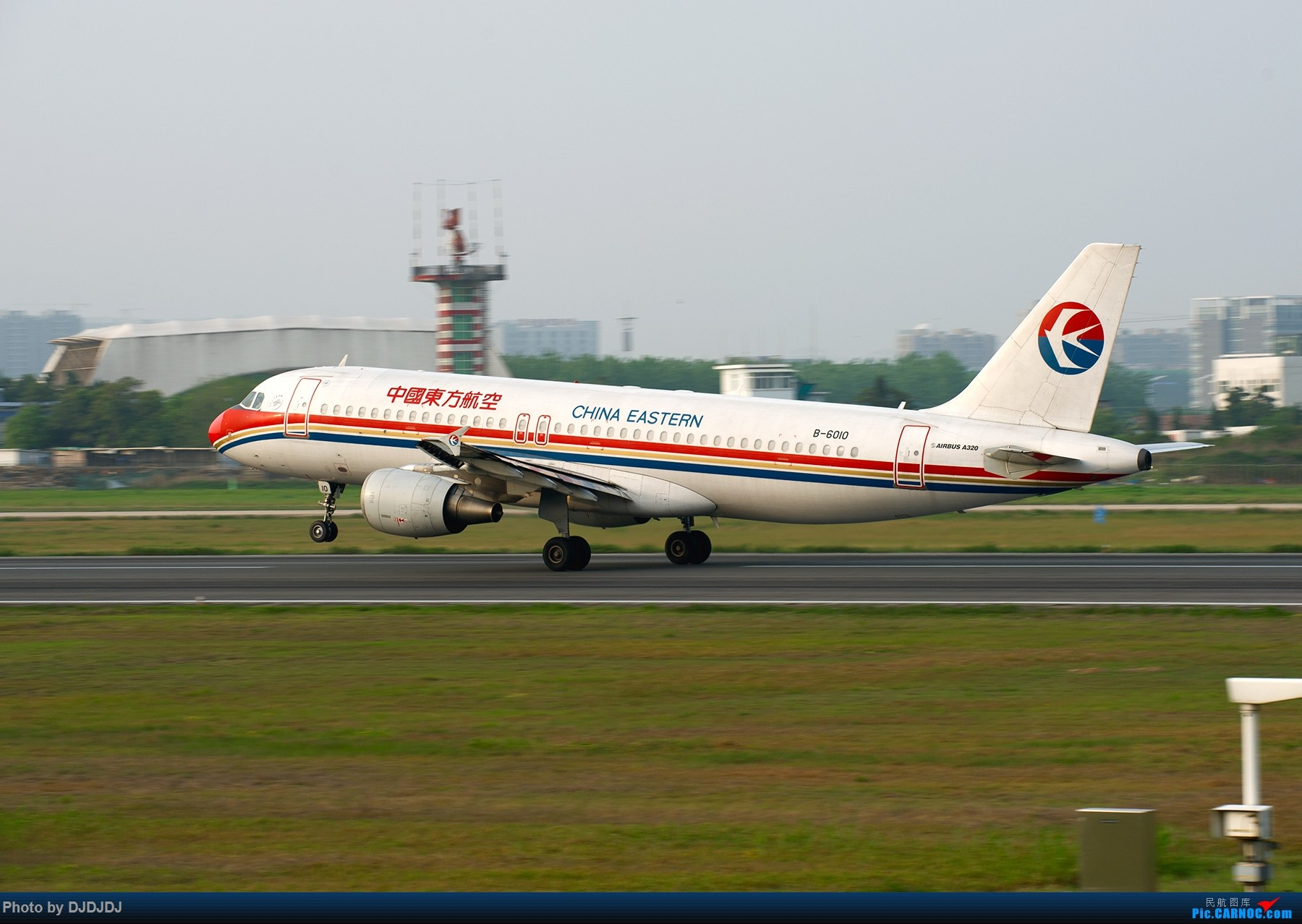 Re:[原创]【BLDDQ--深圳打机队】那年合肥老骆岗 AIRBUS A320-200 B-6010 中国合肥骆岗国际机场