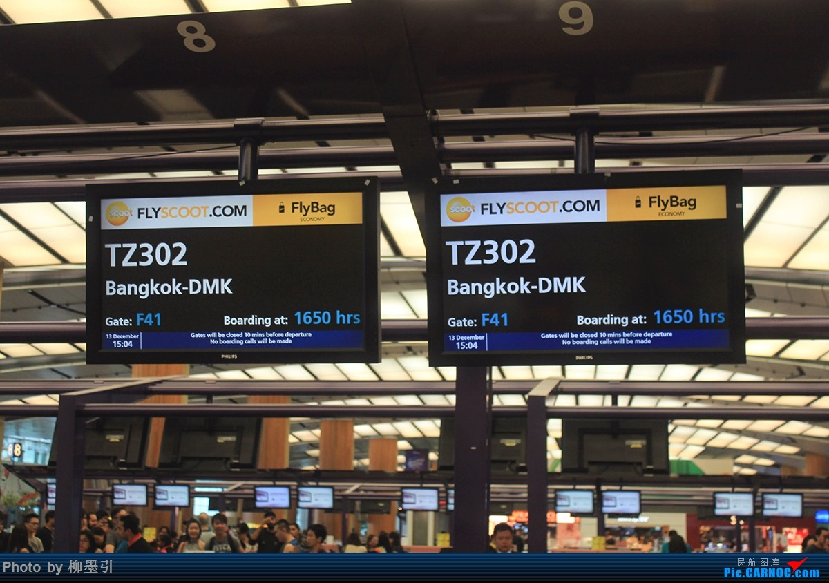 Re:[原创]【泰游记】新加坡SIN—曼谷DMK/BKK—清迈CNX—曼谷DMK—新加坡SIN,高富帅和diao丝航空结合,酷航+泰航+亚航,第一次飞了别国的国内航班!!    新加坡樟宜机场