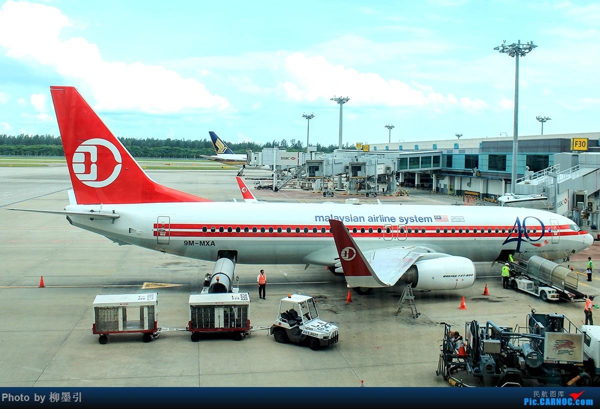 Re:[原创]【泰游记】新加坡SIN—曼谷DMK/BKK—清迈CNX—曼谷DMK—新加坡SIN,高富帅和diao丝航空结合,酷航+泰航+亚航,第一次飞了别国的国内航班!! BOEING 737-800 9M-MXA 新加坡樟宜机场