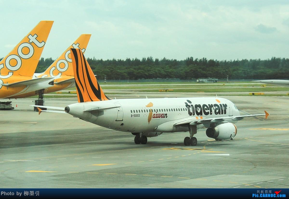 Re:[原创]【泰游记】新加坡SIN—曼谷DMK/BKK—清迈CNX—曼谷DMK—新加坡SIN,高富帅和diao丝航空结合,酷航+泰航+亚航,第一次飞了别国的国内航班!! AIRBUS A320 B-50003 新加坡樟宜机场