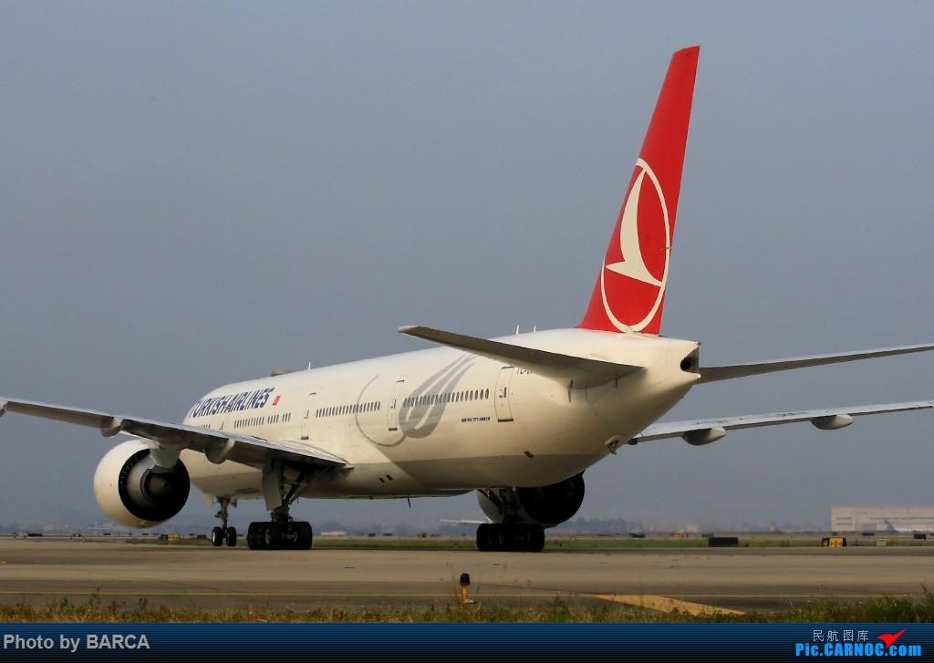 Re:[原创][广州新白云机场]CZ, ZH, ET, TK, MD, W5 BOEING 777-300ER  中国广州白云国际机场