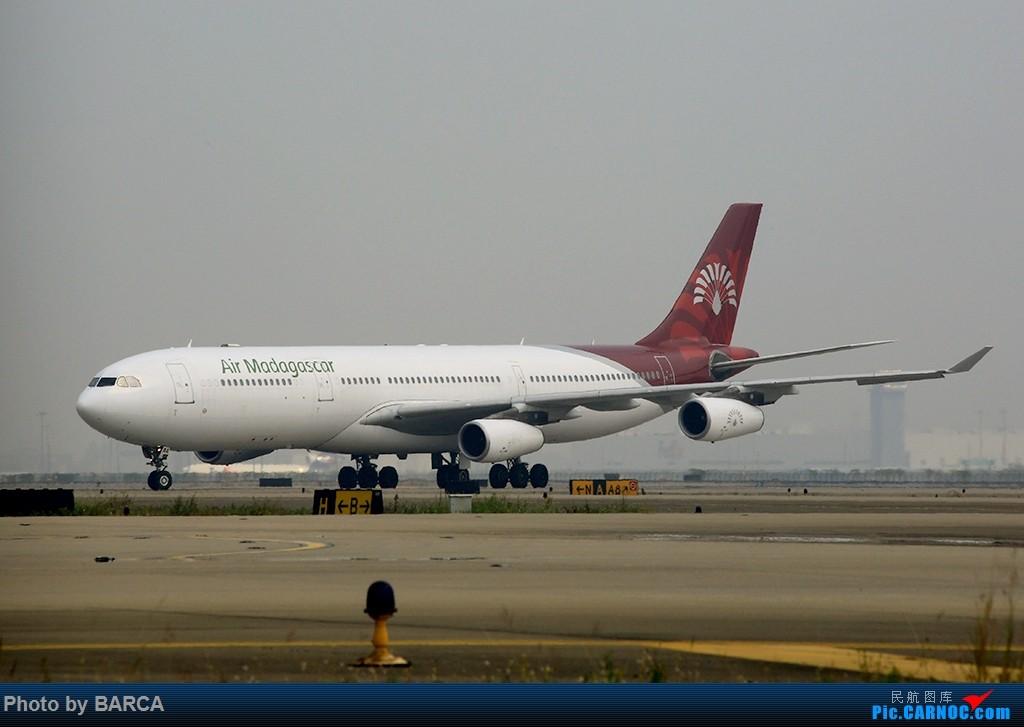 Re:[原创][广州新白云机场]CZ, ZH, ET, TK, MD, W5 AIRBUS A340-300  中国广州白云国际机场