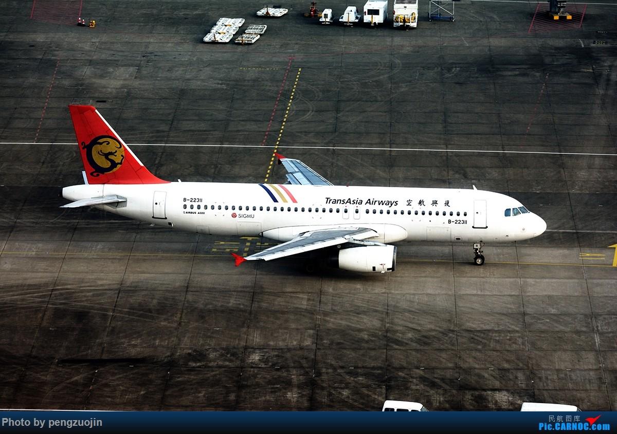 Re:[原创]【悍马】乱来点不正常的 AIRBUS A320-200 B-22311