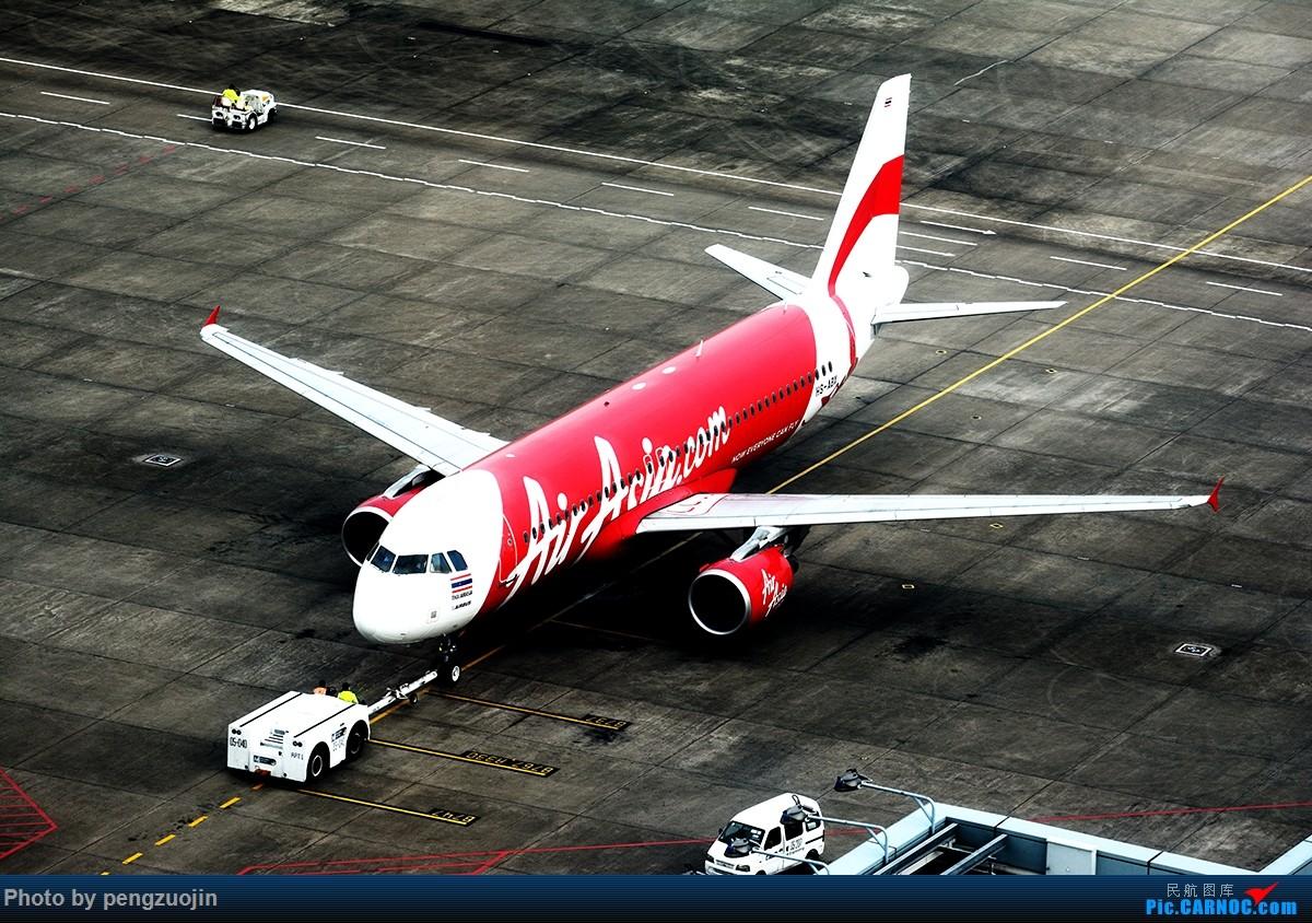 Re:[原创]【悍马】乱来点不正常的 AIRBUS A320 HS-ABX