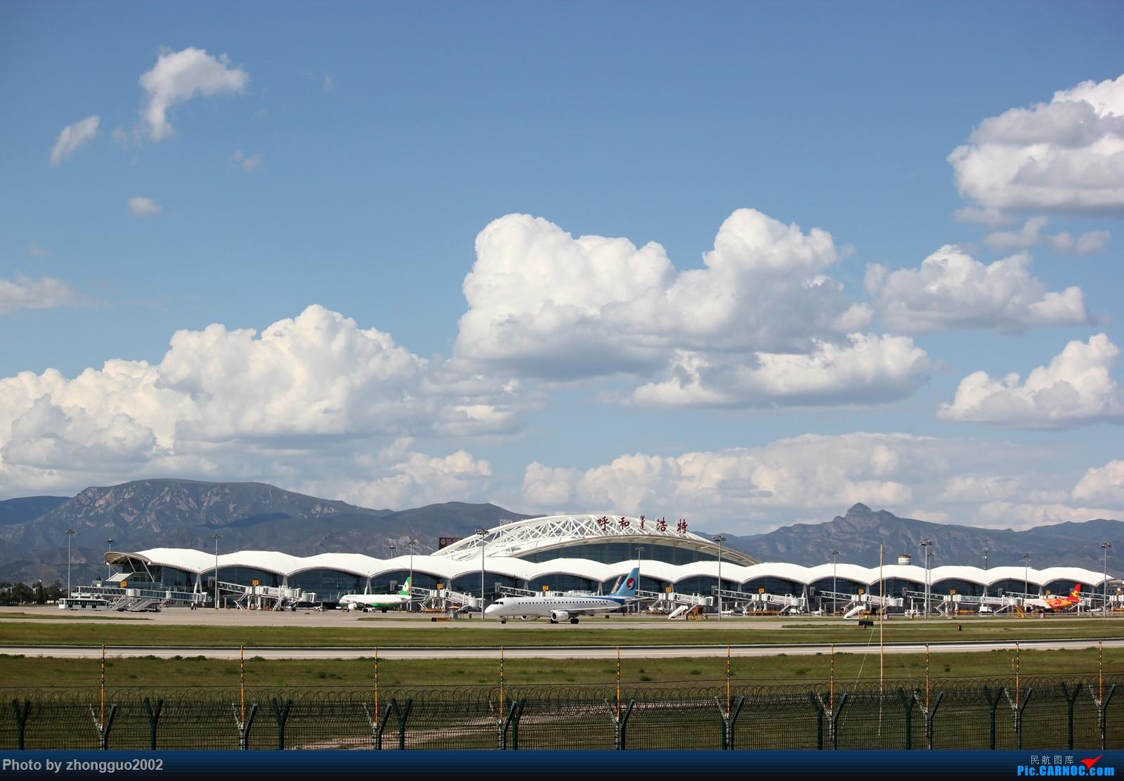 [原创]谨以此片献给这个夏天最美丽的草原城----呼和浩特。    中国呼和浩特白塔国际机场