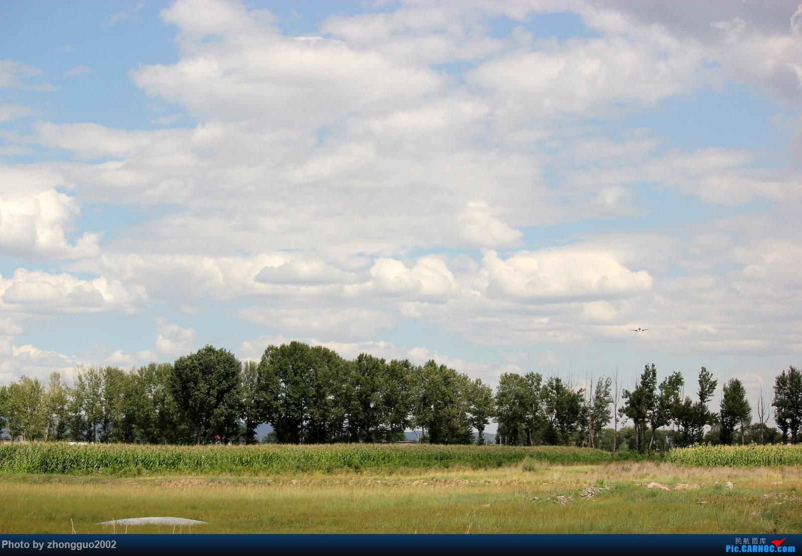 Re:[原创]谨以此片献给这个夏天最美丽的草原城----呼和浩特。    中国呼和浩特白塔国际机场