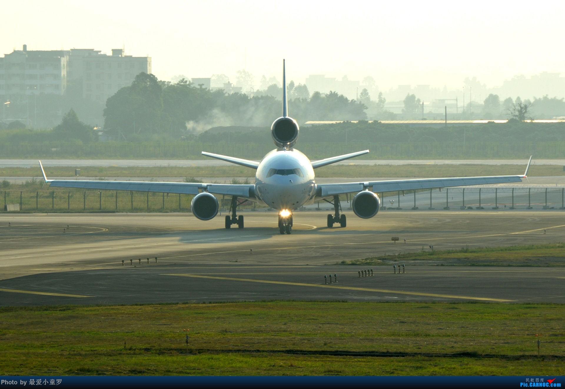 Re:[原创]旧的不去,新的不来——致2014远去的背影! MD MD-11 N587FE 中国广州白云国际机场