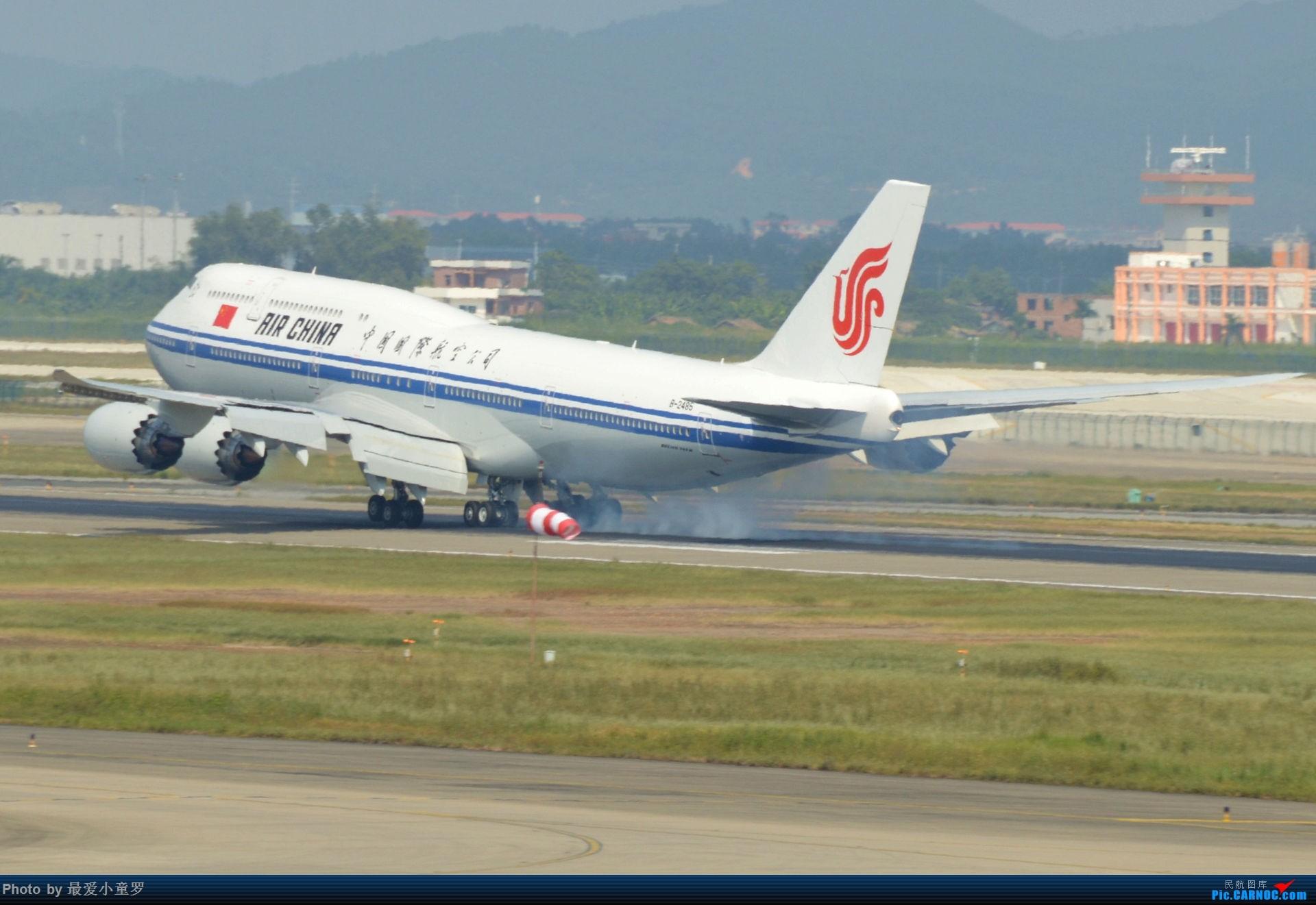 Re:[原创]旧的不去,新的不来——致2014远去的背影! BOEING 747-8I B-2485 中国广州白云国际机场