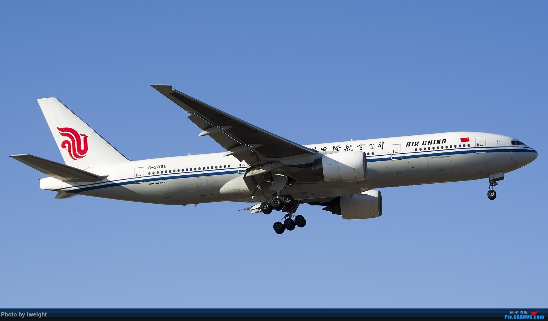 Re:[原创]2015-01-01守在01跑道…… BOEING 777-200 B-2066 中国北京首都国际机场