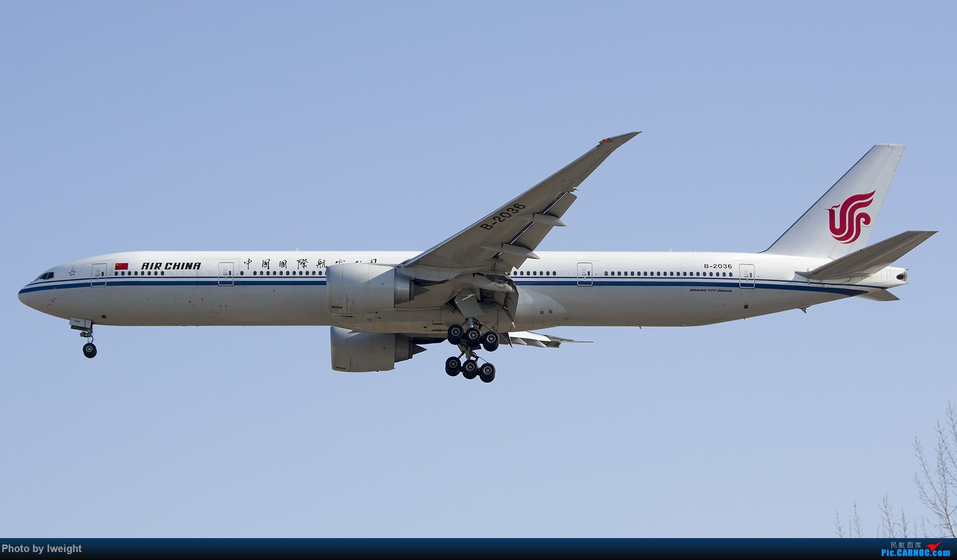 Re:[原创]2015-01-01守在01跑道…… BOEING 777-300ER B-2036 中国北京首都国际机场