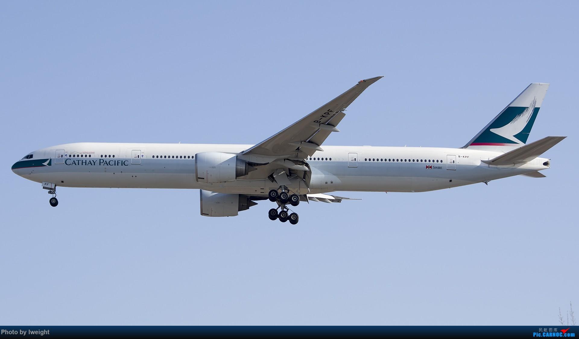 Re:[原创]2015-01-01守在01跑道…… BOEING 777-300ER B-KPF 中国北京首都国际机场