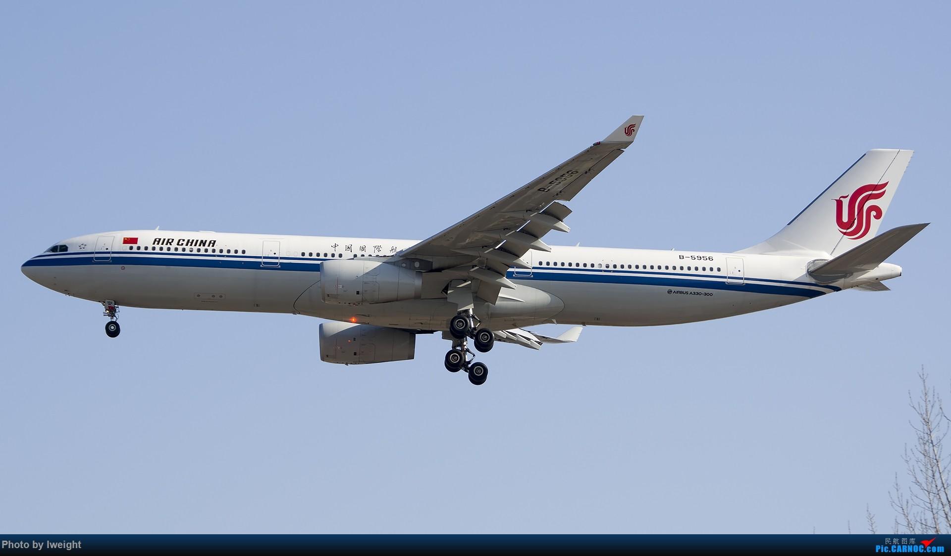 Re:[原创]2015-01-01守在01跑道…… AIRBUS A330-300 B-5956 中国北京首都国际机场