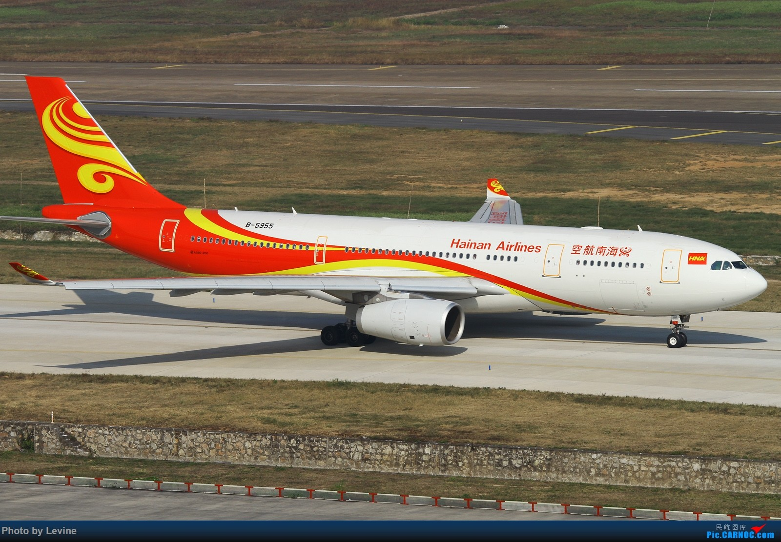Re:[原创]2015第一拍 冬日暖阳 怎么都拍不腻 AIRBUS A330-200 B-5955 中国深圳宝安国际机场