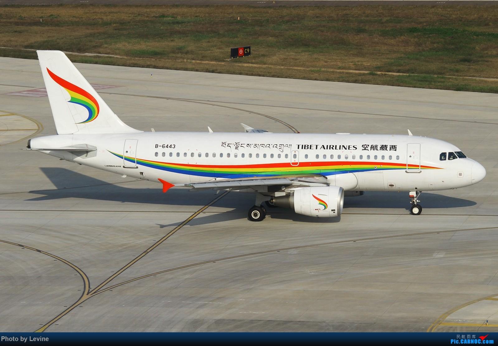 Re:[原创]2015第一拍 冬日暖阳 怎么都拍不腻 AIRBUS A319-100 B-6443 中国深圳宝安国际机场