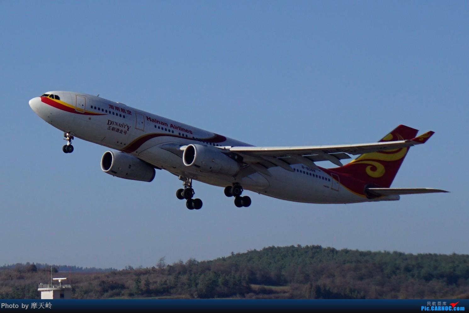 Re:[原创]长水一组 AIRBUS A330-200 B-6088 中国昆明长水国际机场机场