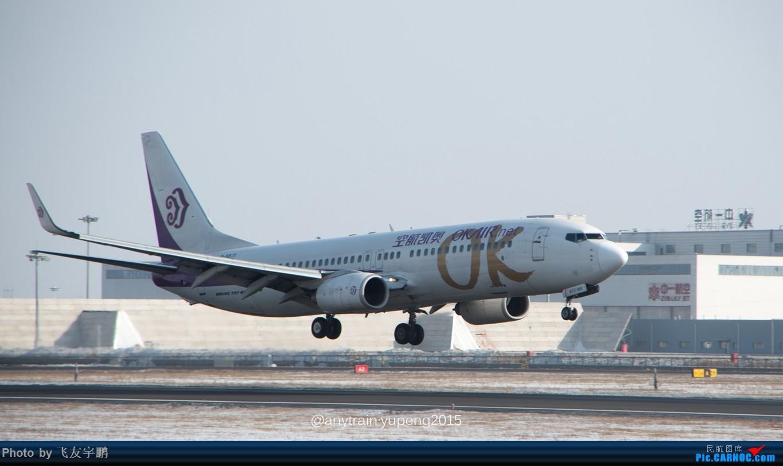 Re:[原创]桃仙机场的机机们 BOEING 737-800 B-5571 中国沈阳桃仙国际机场