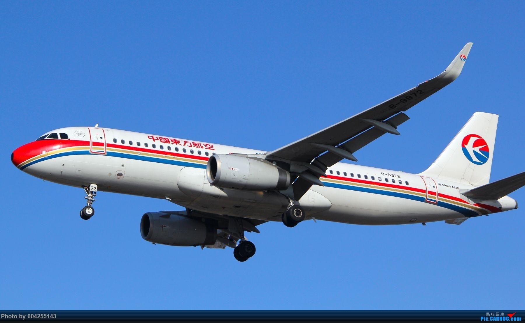 Re:[原创]✨✨[DLC]庆周末随拍……... AIRBUS A320-200 B-9972 中国大连周水子国际机场