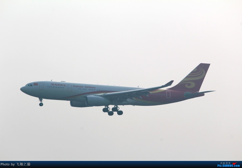 Re:[原创]2015年在CKG第一拍(芬航333罂粟彩绘,国航773大爱中国,海航332) AIRBUS A330-200  重庆江北国际机场