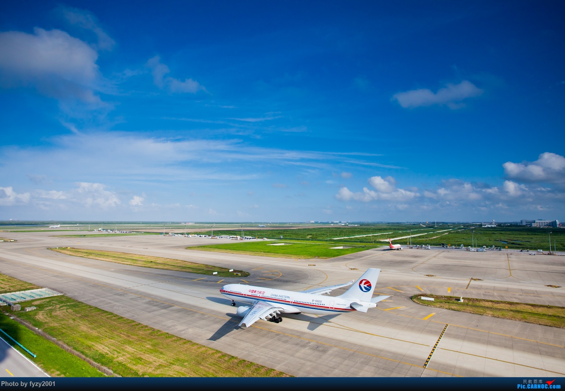 Re:[原创][无锡西站]炎炎夏日里的PVG~~~~(大图) AIRBUS A330-200 B-5920 中国上海浦东国际机场