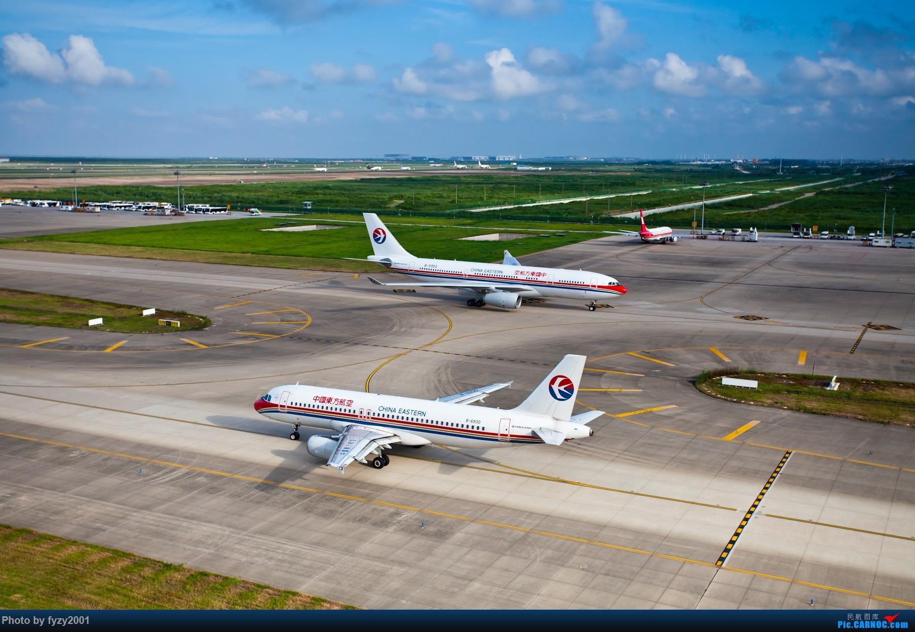 Re:[原创][无锡西站]炎炎夏日里的PVG~~~~(大图) AIRBUS A330-200 B-5952 中国上海浦东国际机场