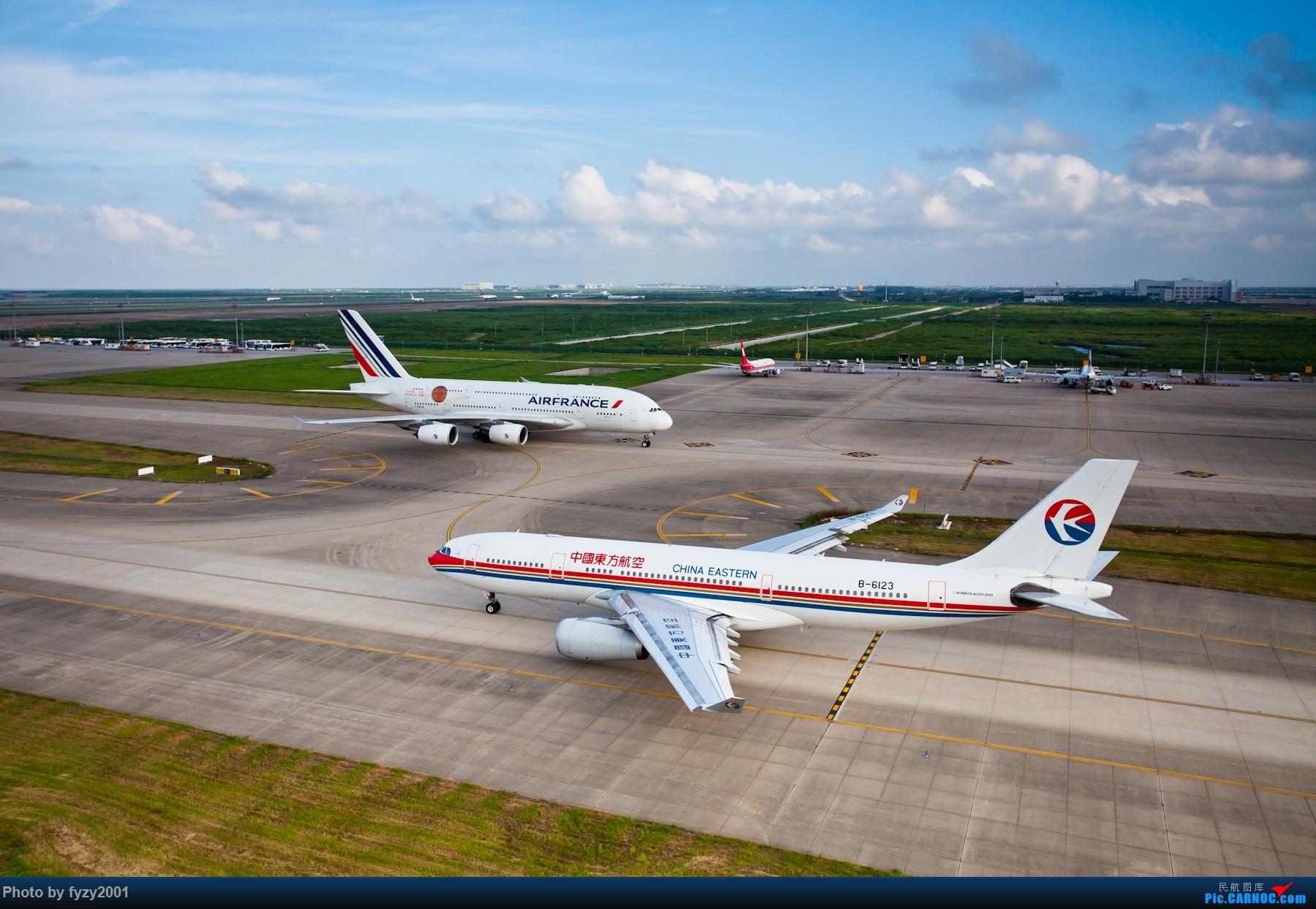 Re:[原创][无锡西站]炎炎夏日里的PVG~~~~(大图) AIRBUS A330-200 B-6123 中国上海浦东国际机场