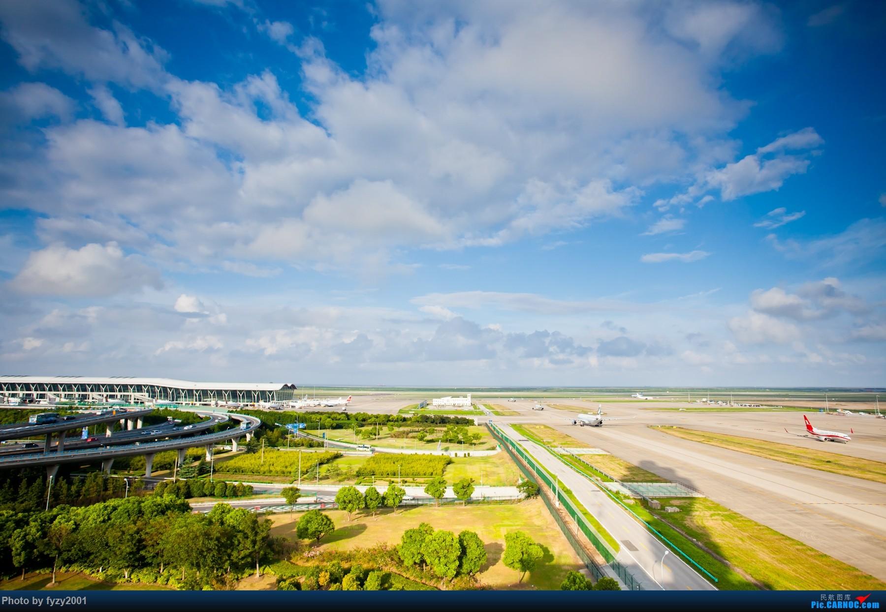 Re:[原创][无锡西站]炎炎夏日里的PVG~~~~(大图)    中国上海浦东国际机场
