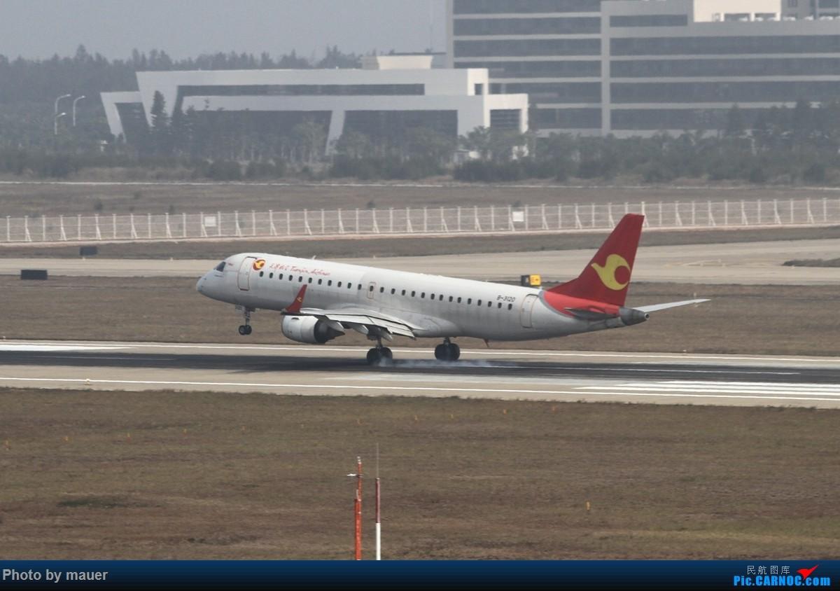 Re:[原创]【福州飞友会】FOC的新角度新公司!青岛航空FOC首航! EMBRAER E-190 B-3120