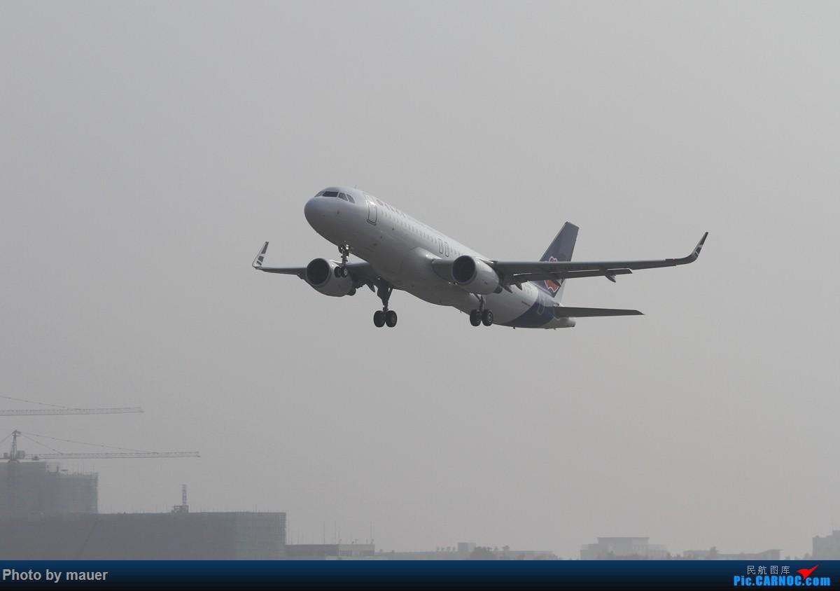 Re:[原创]【福州飞友会】FOC的新角度新公司!青岛航空FOC首航! AIRBUS A320-200 B-1648