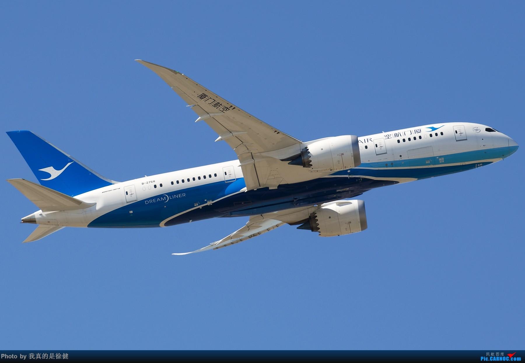 Re:[原创]【多图党】1800x1200 来一组Boeing787 PEK/ZBAA的日常 BOEING 787-8 B-2768 中国北京首都国际机场