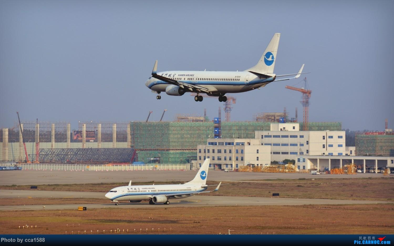 [原创]【福州飞友会】新视角就有不一样的感觉~(动感非你莫属~) BOEING 737-800 B-5319 中国福州长乐国际机场