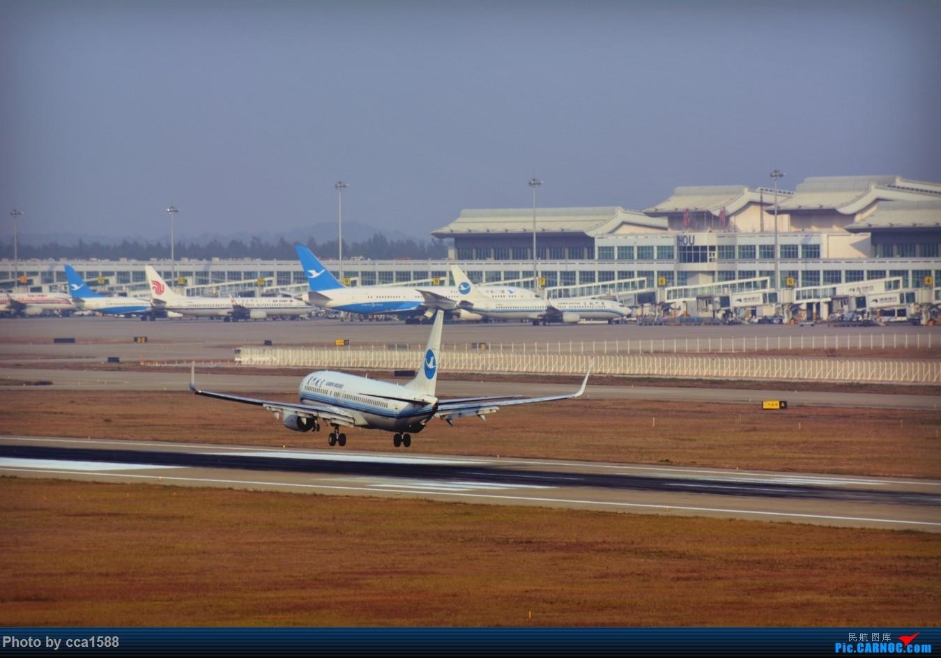 Re:[原创]【福州飞友会】新视角就有不一样的感觉~(动感非你莫属~) BOEING 737-800 B-5319 中国福州长乐国际机场