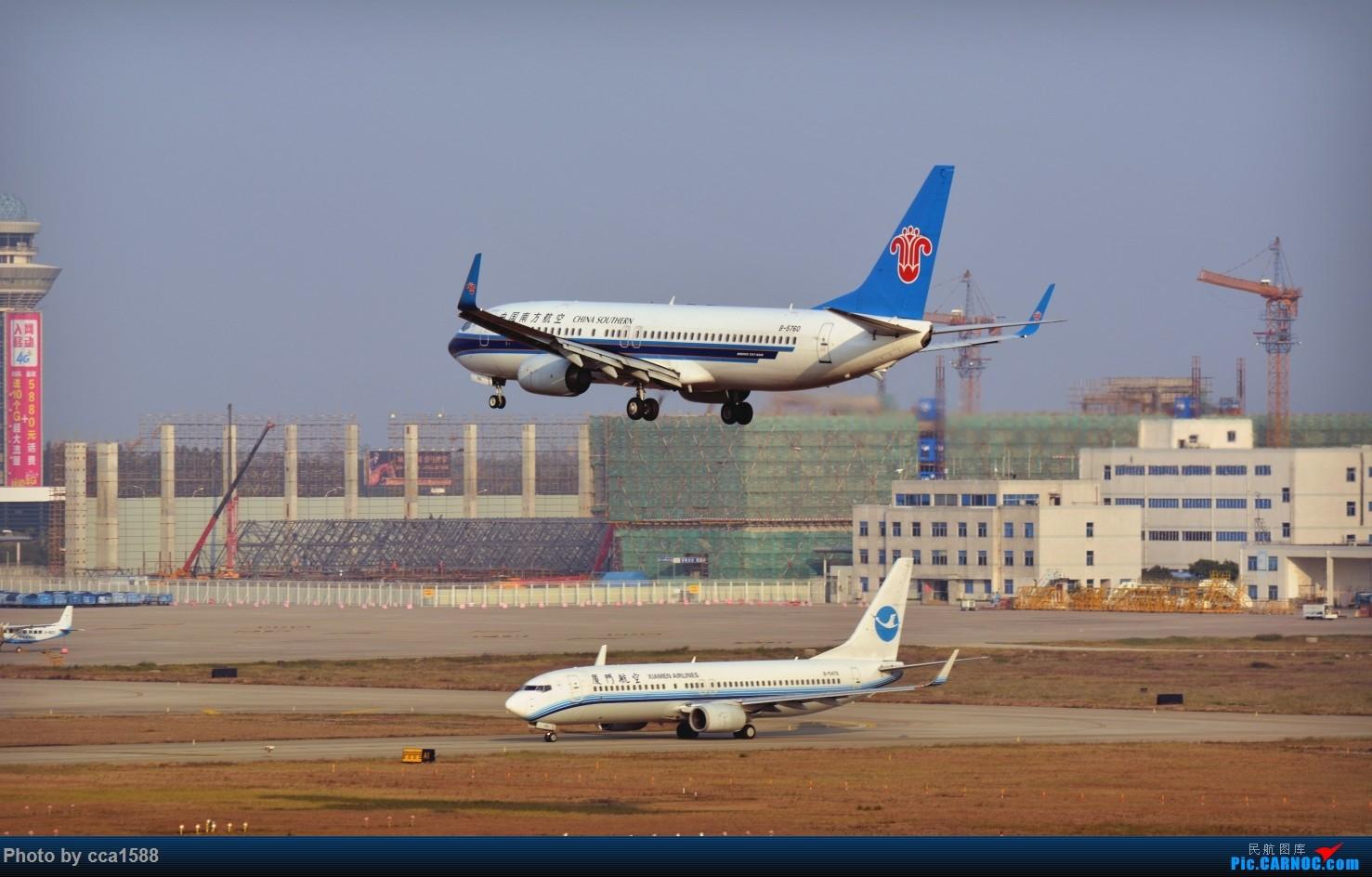 Re:[原创]【福州飞友会】新视角就有不一样的感觉~(动感非你莫属~) BOEING 737-800 B-5760 中国福州长乐国际机场