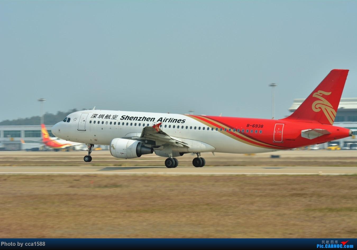 Re:[原创]【福州飞友会】新视角就有不一样的感觉~(动感非你莫属~) AIRBUS A320-200 B-6938 中国福州长乐国际机场