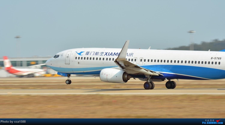 Re:[原创]【福州飞友会】新视角就有不一样的感觉~(动感非你莫属~) BOEING 737-800 B-5789 中国福州长乐国际机场