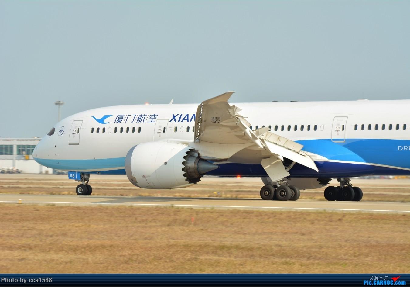 Re:[原创]【福州飞友会】新视角就有不一样的感觉~(动感非你莫属~) BOEING 787-8 B-2768 中国福州长乐国际机场