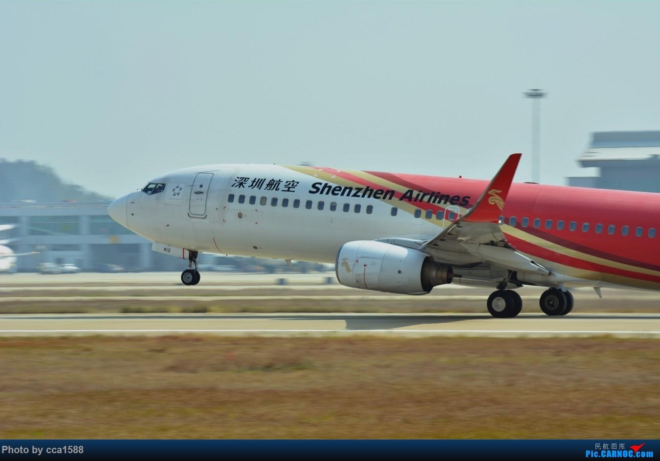 Re:[原创]【福州飞友会】新视角就有不一样的感觉~(动感非你莫属~) BOEING 737-800 B-5412 中国福州长乐国际机场