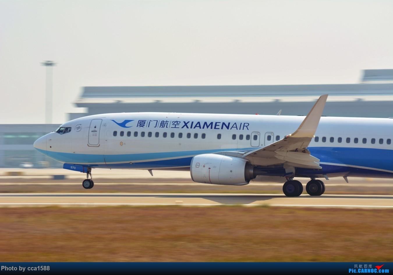 Re:[原创]【福州飞友会】新视角就有不一样的感觉~(动感非你莫属~) BOEING 737-800 B-1707 中国福州长乐国际机场