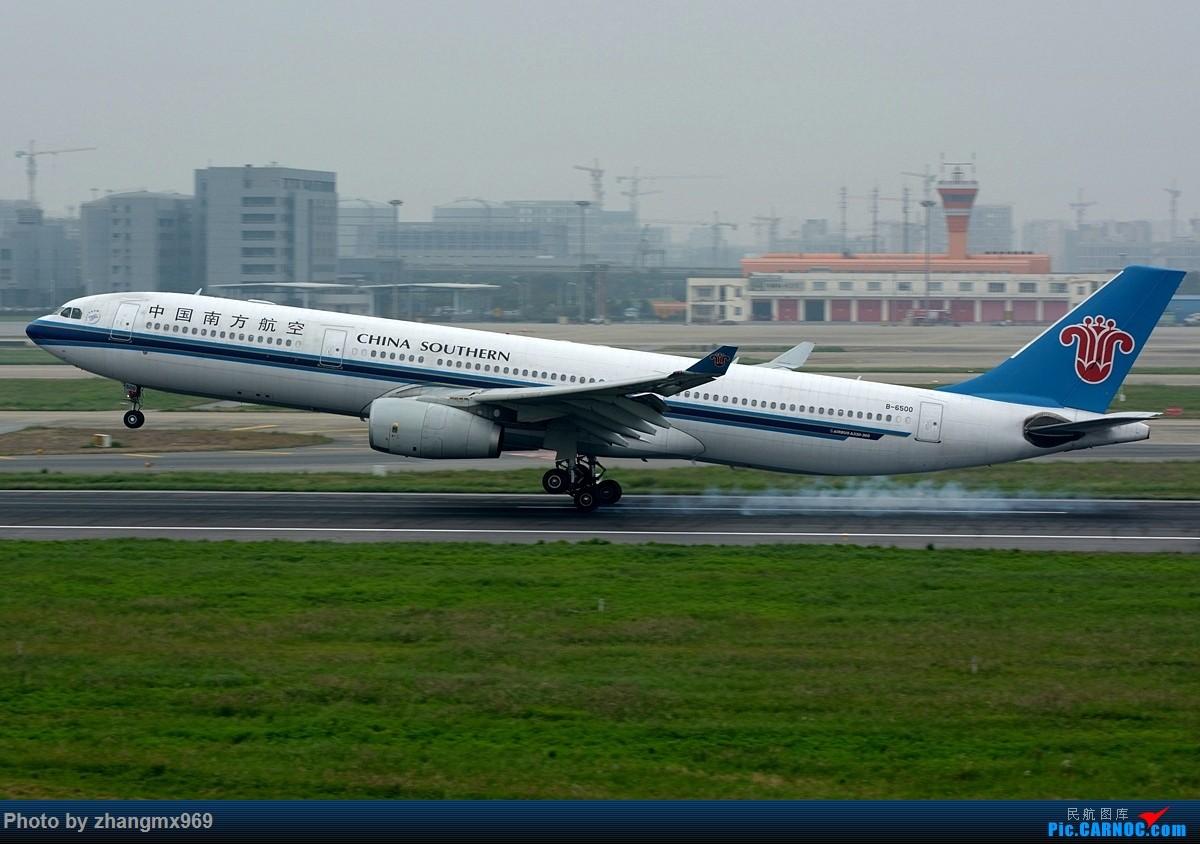 Re:[原创]发一组擦烟,纪念又一个逝去的神位 AIRBUS A330-300 B-6500 中国上海虹桥国际机场