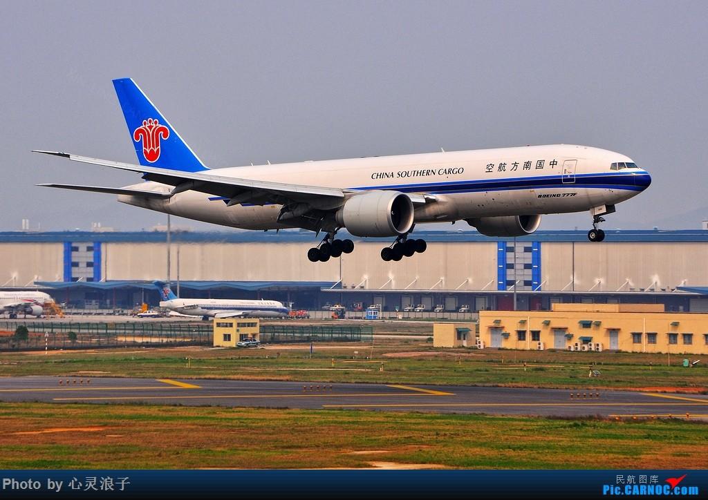 [原创]B-2042 BOEING 777-200 B-2042 CAN