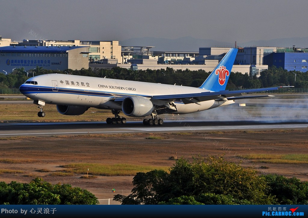 Re:[原创]B-2072 BOEING 777-200 B-2072 CAN