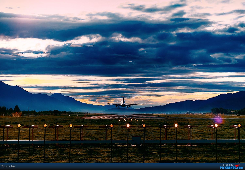 Re:[原创]秃子家的彩虹灰机,喜欢你就顶! AIRBUS A319-100 B-6438 中国拉萨贡嘎国际机场