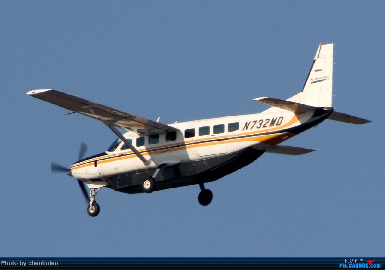 自动�yn%�/k�.��-:)���b_cessna 208b grand caravan n732md 美国圣路易斯机场