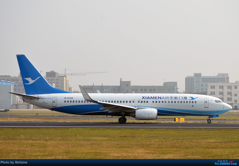 Re:[原创]其实我也去过小树林 BOEING 737-800 B-5308 中国沈阳桃仙国际机场